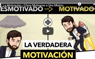 Video: CÓMO MOTIVARSE A UNO MISMO